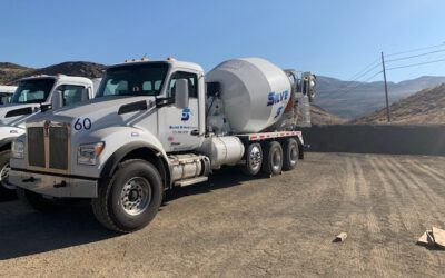 Silver Strike Concrete Ready-Mix Plant Now Open: Servicing Greater Reno, NV Area
